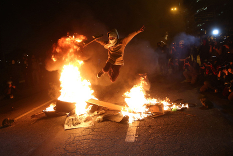Amid the World Cup, a Violent Reminder of Brazil's Discontent | World Cup | Scoop.it
