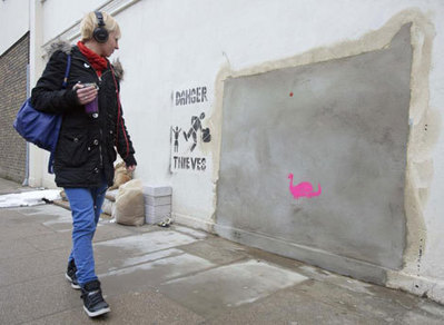 El FBI podría intervenir en la subasta del 'banksy' | De variado interés general | Scoop.it