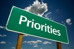 Worth Reposting: What's YOUR Priority? -   Holistic Organizer   Scoop.it