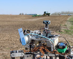 Meet Prospero: Robo-Farmer on Six Legs : Discovery News | New Civilizations | Scoop.it