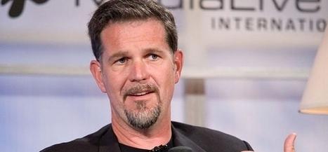 Le patron de Netflix prédit la mort de la télévision linéaire | Du social, des médias et du divertissement | Scoop.it