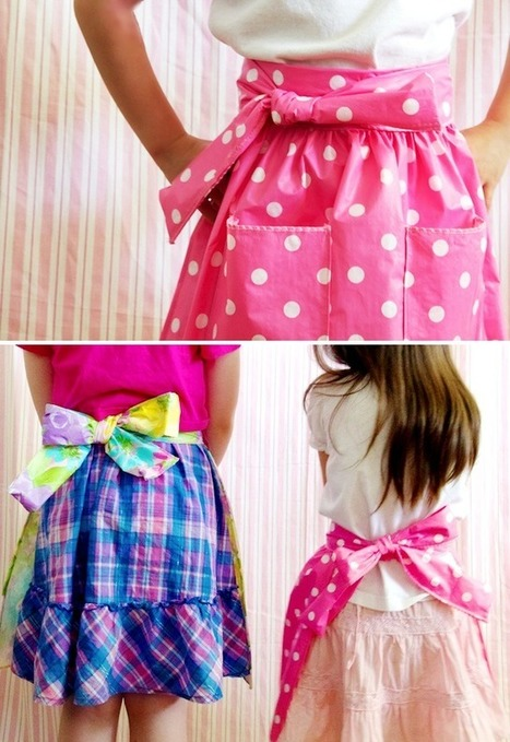 ~Ruffles And Stuff~: Search results for apron | Needle and Hook Patterns-all free | Scoop.it