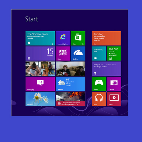 10 Great Windows 8 Apps | Windows 8 Hacks | Scoop.it