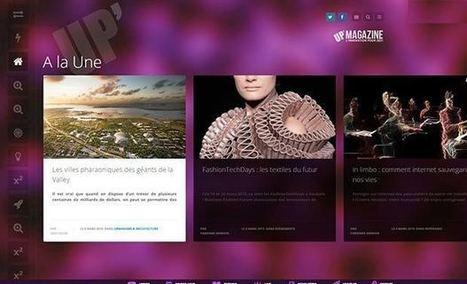 UP' MAGAZINE - L'innovation pour défi | Conscience - Sagesse - Transformation - IC - Mutation | Scoop.it