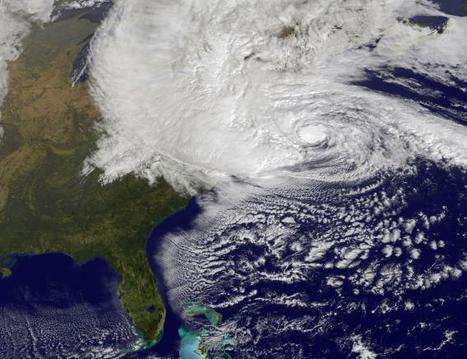 Powerful Hurricanes Such As Sandy and 'Black Swan' Storms Could ... | Geography in the News @BIS | Scoop.it