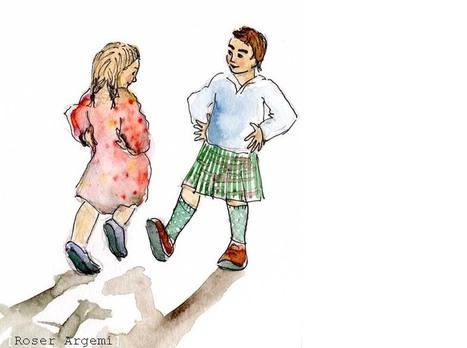 Taller de dansa escocesa. 28 de setembre, de 17:30 a 19:00 | Servei Educatiu Hospitalet de Llobregat | Butlletí Informatiu L'H | Scoop.it