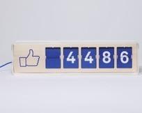 Fliike : le compteur de fans Facebook à afficher en magasin | Les réseaux sociaux : quel usage dans les entreprises | Scoop.it