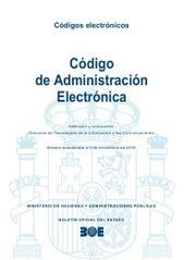 BOE.es - Código de Administración Electrónica | Red_Parlamenta | Scoop.it