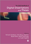 SAGE Handbook of Digital Dissertations and Theses | Higher Ed Technology | Scoop.it
