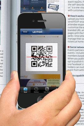 QR Codes na Educação: aliando o mundo físico ao mundo virtual   TECNOLOGIAS NA EDUCAÇÃO   Scoop.it