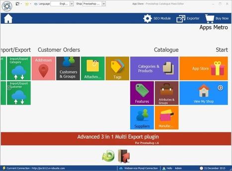 Catalogue Mass Editor - Overview   Prestashop modules   Scoop.it
