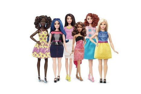 Barbie's New Hips Are Hope for Us All | Outbreaks of Futurity | Scoop.it