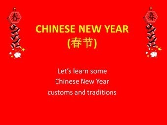 Another Chinese New Year Powerpoint by kimng - UK Teaching Resources - TES | Career Links Course | Scoop.it