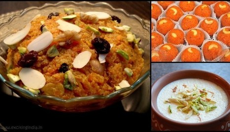 The list of delicious Sweets you Should this Diwali | Things to do in India | Scoop.it