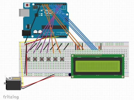 Electronic Safe with Arduino | Raspberry Pi | Scoop.it