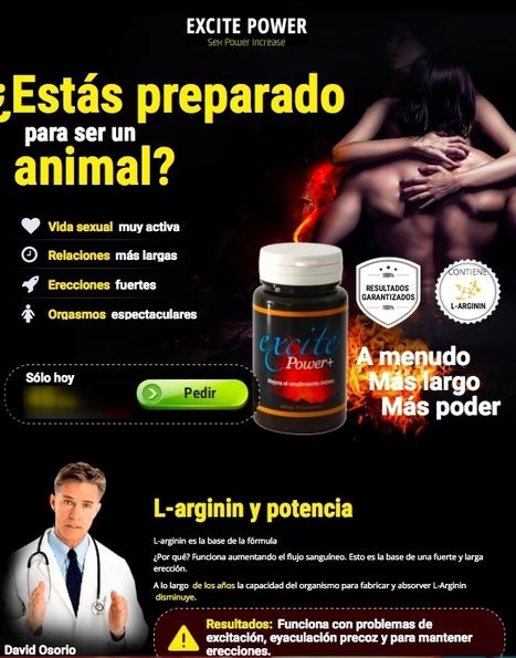 Come sono diventato un vero macho a letto in una sola settimana! pillole ExcitePower. | Health & Beauty - International | Scoop.it