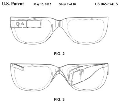 Google Wins Patent for Project Glass | Advancement in Technology | Scoop.it