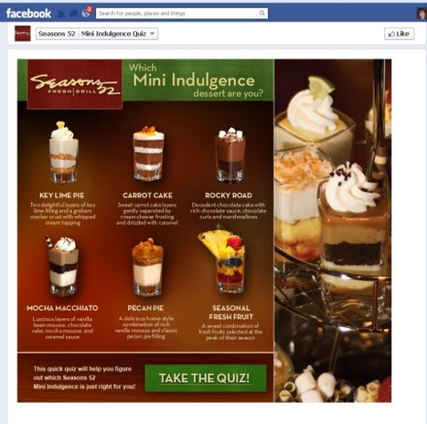 9 Fun Facebook Page Examples to Spark Your Creativity | Social Media Examiner | Cloud Central | Scoop.it