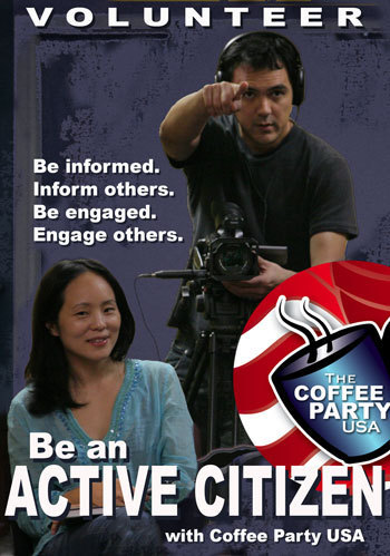 Be the Media w/ Coffee Party USA | Coffee Party News | Scoop.it