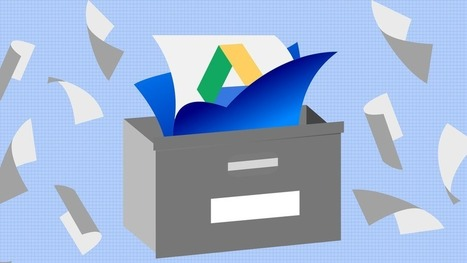 5 simple ways to organize your Google Drive | Using Google Drive in the classroom | Scoop.it