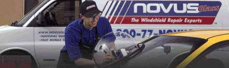 An Auto Glass Shop Offering Supreme Quality of Service | Novus Glass | Scoop.it