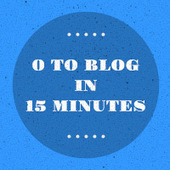0 to Blog in 15 Minutes | Wptuts+ | WordPress for Business Users | Scoop.it