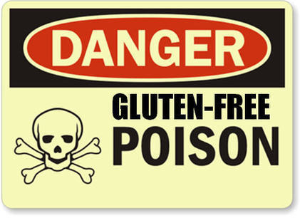 The Toxic Truth About Gluten-Free Food and Celiac Disease | Brainy Belly | Scoop.it