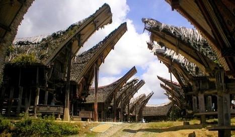 La maison toraja et son sacré toit | Solutions pour l'habitat | Ma Maison sur Mesure | Scoop.it