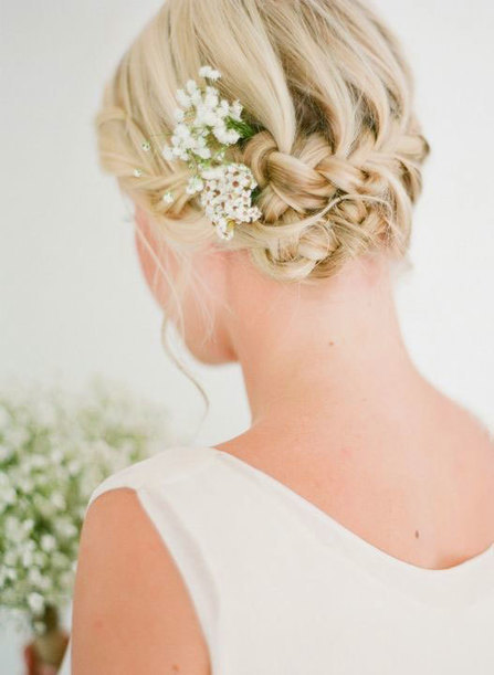 Wedding Styles for Short Hair - Short Hairstyles Trendy | Hair There and Everywhere | Scoop.it