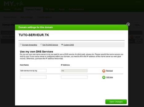 Un serveur web complet et fonctionnel sous Debian - Serveur | Time to Learn | Scoop.it
