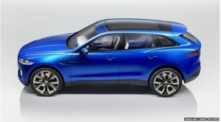 BUSS4 UK manufacturing - Jaguar Land Rover expands | UK economy and business | Scoop.it