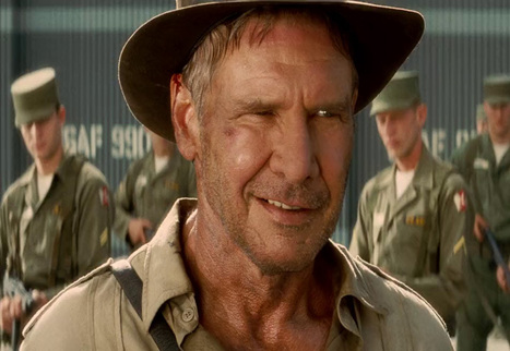 Cinema Sins Shows Everything Wrong With 'Indiana Jones' Crystal Skull - HitFix | Books, Photo, Video and Film | Scoop.it