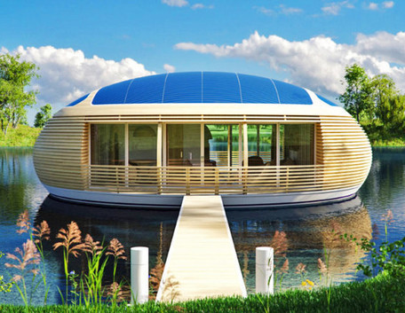 Floating Homes for Texas Coast? | Texas Coast Real Estate | Scoop.it