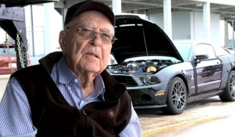 Memorial Road Trip Remembering Carroll Shelby Starts August 13 | Mustangs | Scoop.it