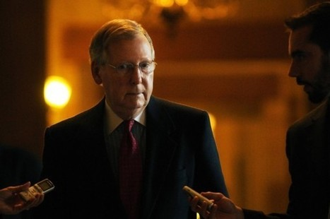 McConnell Vows To Protect Citizens United And The Fiction Of Corporate Personhood (Video) | Daily Crew | Scoop.it