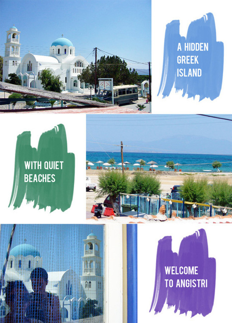 From Place to Space: A Little Greek Island | Interior Design & Decoration | Scoop.it
