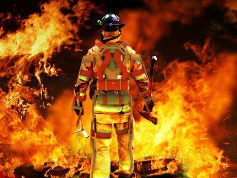 Un exosquelette transforme les pompiers en Iron Man - Mon Coin Design | Design insolite | Scoop.it