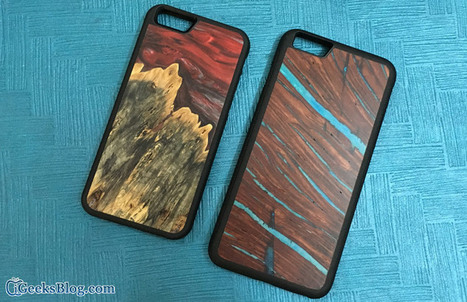 Carved Satellite Series Wooden Case for iPhone 6s/6s Plus: Appreciate Elegant Art of Making Wood Cases | iPhone and iPad Accessories | Scoop.it