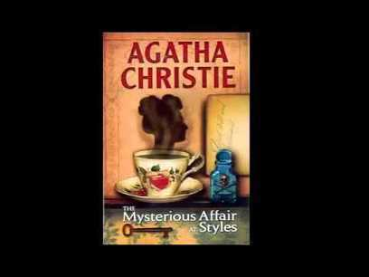 English Audiobook~~The Mysterious Affair at Sytles-Poiroy Mysteries - YouTube | Best Place to Read Greatest Classical Novels | Scoop.it