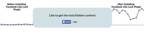 Facebook Like Lock | My Interests | Scoop.it