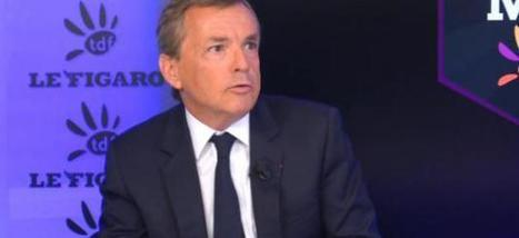 Alain Weill et la chaîne info de France Télévisions   DocPresseESJ   Scoop.it
