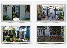 Decorative Iron Gates | Ornamental Iron | Wrought iron fencing | Driveway gate | Scoop.it