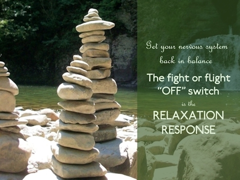"""Relaxation Response: Fight or Flight """"OFF"""" Switch » 