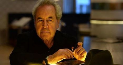 John Banville to receive crime writing award in Waterford   The Irish Literary Times   Scoop.it
