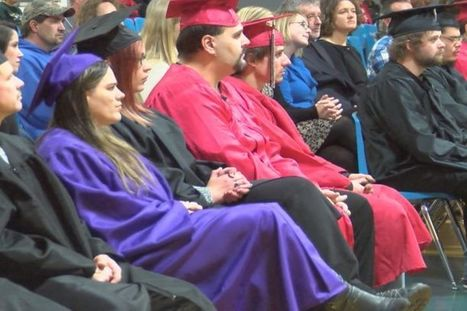 Adult Education Program celebrates GED graduates - NBC Montana | DIY GED prep | Scoop.it