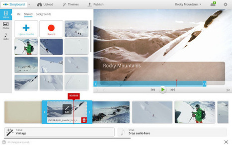 WeVideo - Video Editor and Maker | VIDEO Creating, Editing | Scoop.it