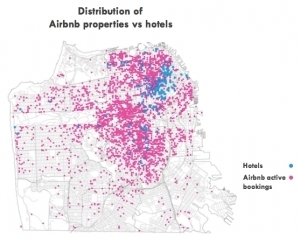 Airbnb Had $56 Million Impact On San Francisco: Study - Forbes | @Trablr: The Sharing Economy (rides, cars & apartments) | Scoop.it