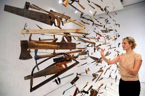 installation art - Damián Ortega: Controller of the Universe   VIM   Scoop.it
