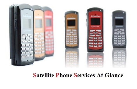 Satellite Phone Services – Know Effective Plans and Advantages | Technology | Scoop.it