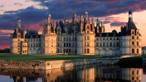Chateau De Chambord - Trip planning and timeschedule | Online Travel Planning | Travel Deals | World Travel Updates | Scoop.it